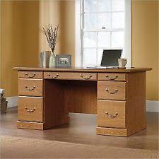 Sauder Heritage Hill 60 Executive Desk by Executive Desks Ebay