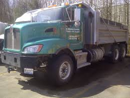 Dump Truck For Hire In Vancouver