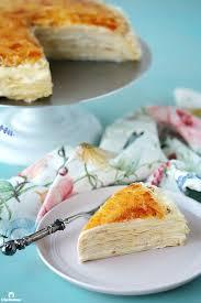 crème brûlée mille crêpe cake cleobuttera recipe crepe