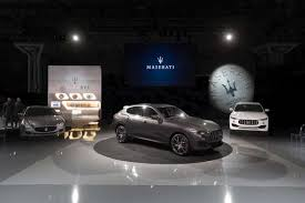 100 Maserati Truck The Levantes Chief Designer Sells Us A Levante