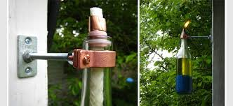 Citronella Oil Lamps Diy by 5 Diy Oil Lamp Ideas From Shadow Projectors To Wine Bottle Tiki