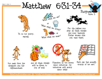 Verse 3 Seek First Matthew 631 34 Shall We Drink Or What Wear For The Pagans Run After All These Things And Your Heavenly