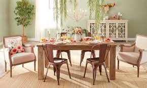 Dining Room Table Decorating Ideas For Spring by Beautiful Spring Decorating Ideas Overstock Com