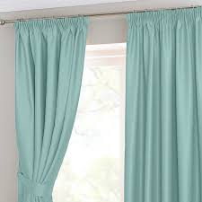 Teal Blackout Curtains Pencil Pleat by Herringbone Chevron Thermal Blackout Ready Made Curtains Pair