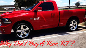 100 Dodge Rt Truck For Sale Why I Bought My 2014 Ram RT SportReview TheAlanBeau YouTube