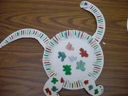 Art Preschool Is For Dinosaur Handprint U Footprint Rhcom Hatching Egg Craft Made With Paper