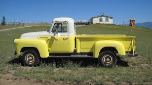100 1957 International Truck S120 4X4 Pickup Classic