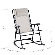 Details About 2pc Outdoor Patio Folding Rocking Chair Set Garden Rocker  Chaise Lounge Mesh Folding Rocking Chair Foldable Rocker Outdoor Patio Fniture Beige Outsunny Mesh Set Grey Details About 2pc Garden Chaise Lounge Livingroom Club Mainstays Chairs Of Zero Gravity Pillow Lawn Beach Of 2 Cream Halu Patioin Gardan Buy Chairlounge Outdoorfolding Recling 3pcs Table Bistro Sets Padded Fabric Giantex Wood Single Porch Indoor Orbital With