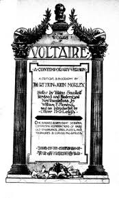 The Works of Voltaire Vol VII Philosophical Dictionary Part 5