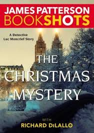 Cover Image For The Christmas Mystery A Detective Luc Moncrief Story