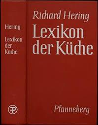 richard hering lexikon der kueche zvab