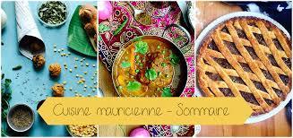 cuisine creole mauricienne cuisine mauricienne les spécialités classées par différentes