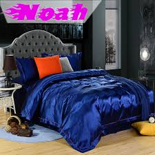 Summer Style Green Bluesky Royal Blue Bedding Set King Queen For