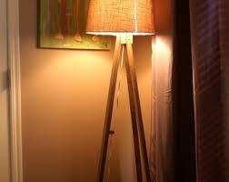 Photographers Tripod Floor Lamp Bronze Finish by Tripod Floor Lamp Etsy