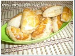 chaussons feuilletés farcis à la viande hachée par oum mouncif rayan