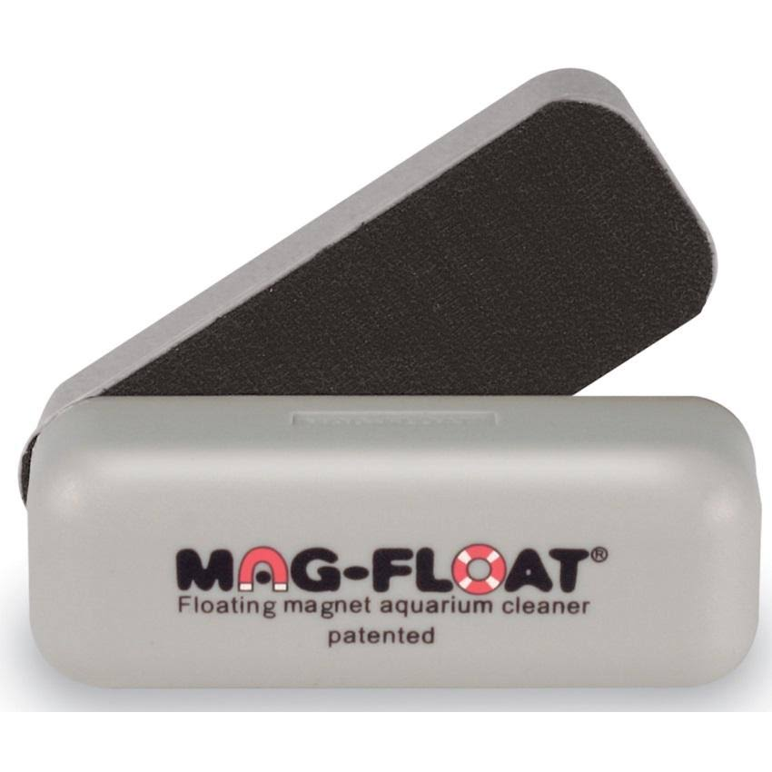 Mag-Float Floating Aquarium Cleaning Magnet - Gray