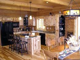 Log Cabin Kitchen Cabinet Ideas by Log Home Kitchen Cabinets U2013 Frequent Flyer Miles