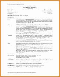 Incredible Resume Examples Secretary For School Objective Legalmples Example Receptionist Template