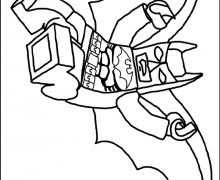 Lego Batman 2 Coloring Pages 20 The Movie