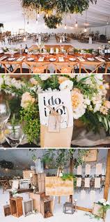 Winter Wedding Marquee Twigs Lanterns Wooden Planks Mercury Etched Stemmed Bowl