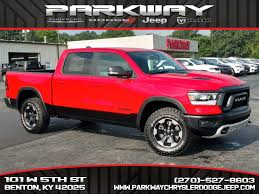 New 2019 Ram 1500 REBEL CREW CAB 4X4 5'7 BOX For Sale In Benton KY ...