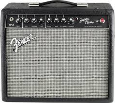 1x10 Guitar Cabinet Dimensions by Amazon Com Fender Super Champ X2 15 Watt 1x10 Inch Guitar Combo