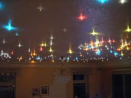Fibre Optic Ceiling Lighting by Customer Project 47 Star Ceiling With Three Fibre Optic Circuits