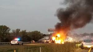 Driver Cited In Deadly, Multi-semi Crash On I-80 In Joliet; 2nd ... Fedex Truck Accident Yesterday Pnicecom Woman Killed In Fort Worth Tx While Involved Wreck What To Do If Youve Been Hit By A Fedex Bgener Mirejovsky Driver Killed After Plunges Off Bridge Nbc 5 Dallas Nys Thruway Traffic Alert Eastbound Near Utica Slowed Due Several Injured Crash Volving Truck Gallery Of Pictures Delivery Strikes Southside Home Hror As Train Cuts Fed Ex Half After Smashing Into It Driver Deemed Responsible For A That 10 Tractor Trailer Plunges Off Highway Bridge Arkansas Wgntv 1 Car And Crash Otay Mesa Times San