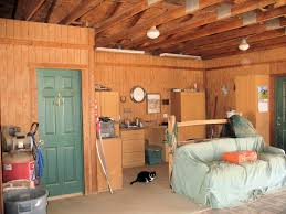 News from Oak Creek Ranch Barn Tour The Stalls and Aisle