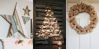 20 Amazing DIY Rustic Christmas Decor Ideas