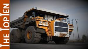100 Largest Dump Truck The Top Ten S In The World