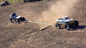 RC Trucks Tug-O-War. Epic Struggle Of Mini Trucks! - Power ZonePower ...