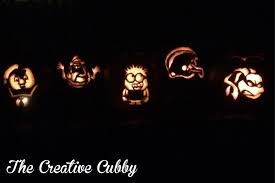 Pumpkin Carving Patterns 2014 by The Creative Cubby Pumpkin Carving 2014