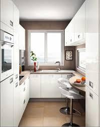 kleine küche u form in weiß hochglanz lackiert inklusive