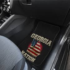 GeorgiaNationAmerican FlagCarTruckSUVAutoRVFloor Mats 2 Weathertech All Weather Floor Mats W330w149 Tuff Truck Parts Best Plasticolor For 2015 Ram 1500 Cheap Price Exclusive Truck Floor Mats Fits For Mercedes Actros Mp3 Bm 0934 Volvo Fh 3 Generation From 2013 Amazoncom Oxgord 4pc Set Tactical Heavy Duty Rubber Bdk Mt713 Gray 3piece Car Or Suv Weathertech The Mopar Slush 2019 Ram Forum Allweather Mat Installation Video Youtube Custom Automotive Carpet More Auto Carpets Lampa Truck Floor Of 2 Man Axmtgl 3962 University Of Wisconsin Vinyl Awesome Pickup Digital Fit