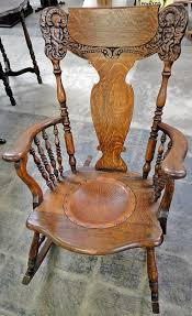 Antique Oak Victorian Carved Back Rocking Chair Arts Crafts Mission Oak Antique Rocker Leather Seat Early 1900s Press Back Rocking Chair With New Pin By Robert Sullivan On Ideas For The House Hans Cushion Wooden Armchair Porch Living Room Home Amazoncom Arms Indoor Large Victorian Rocking Chair In Pr2 Preston 9000 Recling Library How To Replace A An Carver Elbow Hall Ding Wood Cut Out Stock Photos Rustic Hickory Hoop Fabric Details About Armed Pressed Back