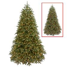 Fraser Christmas Tree Care by Fraser Hill Farm 7 5 Ft Unlit Foxtail Pine Artificial Christmas