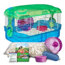 Kaytee CritterTrail Small Animal Habitat Starter Kit, 16