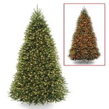 National Tree Company 9 Ft Pre Lit Full Rightside Up Artificial Christmas