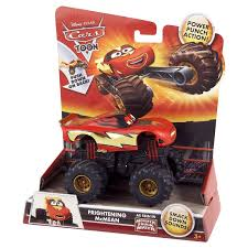 Cars Monster FRIGHTENING McMEAN By Mattel - Shop Online For Toys In ...