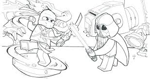 Coloring Pages Of Lego Ninjago Amazing Jay