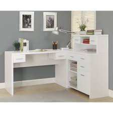 Realspace Magellan Collection Corner Desk Honey Maple by Lowes Lift Top Computer Desk Best Home Furniture Decoration
