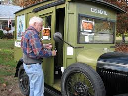 100 Used Postal Trucks For Sale 1929 Model A Mail Truck Used To Deliver Norway Mail For Sale