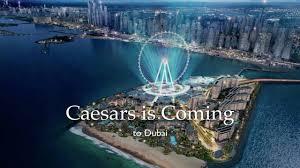100 Water Hotel Dubai Caesars Is Coming To Caesars Entertainment YouTube