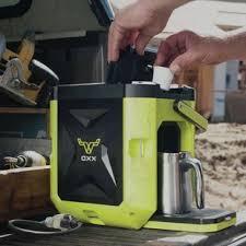 Mint Green Coffee Maker