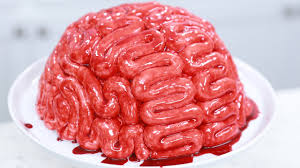 Nerdy Nummies Halloween Special by How To Make A Brain Cake Nerdy Nummies Youtube