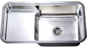 33x22 Undermount Kitchen Sink by Single Bowl Kitchen Sink 33 X 22 Gauge Stainless Steel Basin White