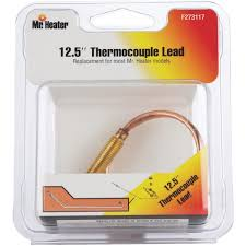 Patio Heater Thermocouple Replacement by Mr Heater Replacement Thermocouple F273117 Do It Best