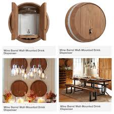 Pottery Barn Wine Barrel Wood Wall Mounted Drink Dispenser. I ... 3d Model Pottery Barn Tlouse Bedroomset With Bedside Tables Small Space Solutions 5 Ways Wall Shelves Got The Blues Wag Magazine Nickel Ring On A Stand Au Malika Persianstyle Rug Potterybarncom Australia Maintenance Page Blue And White Lantau Family Home Lets Living Be Easy Post Laundry Room Organization Makeover How To Furnish Bathroom