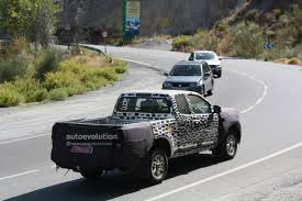 Spyshots: 2013 Chevrolet Colorado On European Roads - Autoevolution